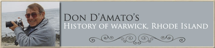 Don D'Amato's History of Warwick, Rhode Island