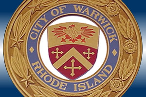 Seal of Warwick, Rhode Island